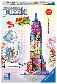 Empire State Building (Pop Art)
