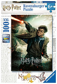 Harry Potter a relikvie smrti XXL
