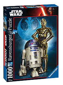 Disney Star Wars:  R2-D2 a C-3PO