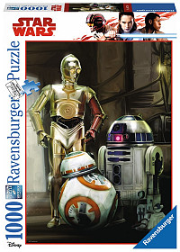 Disney Star Wars: C-3PO, R2-D2 & BB-8