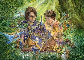 Josephine Wall - Magical Storybook