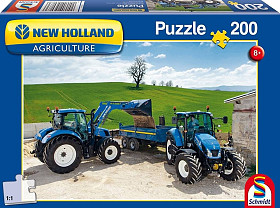 New Holland, T9
