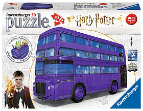 Harry Potter - Rytířský autobus