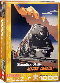 Canadian Pacific - Across Canada