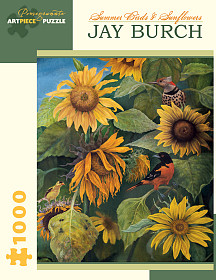 Burch: Summer Birds & Sunflowers