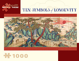 Ten Symbols of Longevity