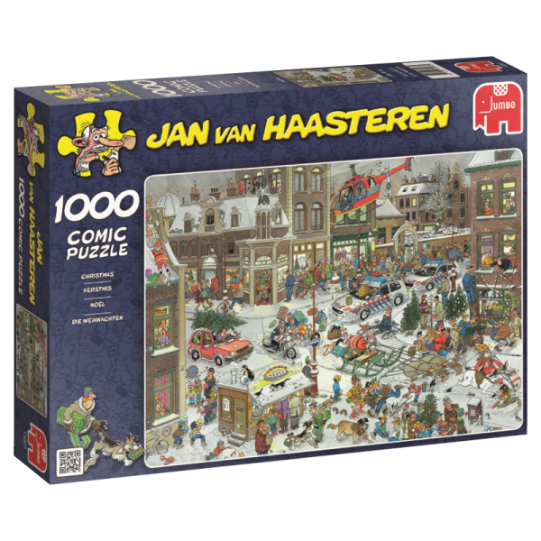 Jan van Haasteren Christmas