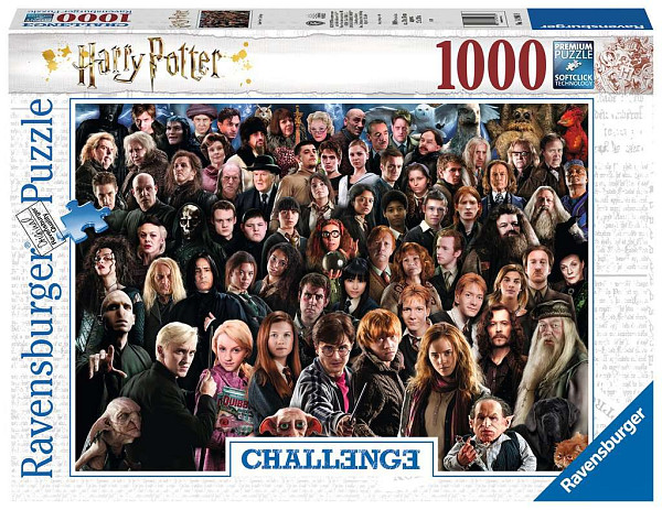 Challange - Harry Potter