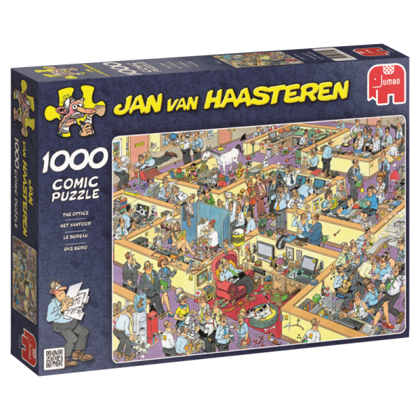Jan van Haasteren The Office