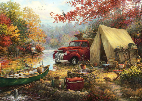 Chuck Pinson - Share the Outdoors