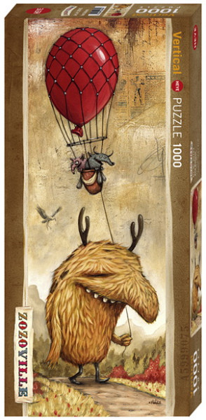 Red Balloon, Zozoville