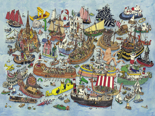 Regatta, Adolfsson
