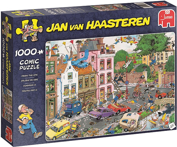 Jan van Haasteren, Friday The 13TH